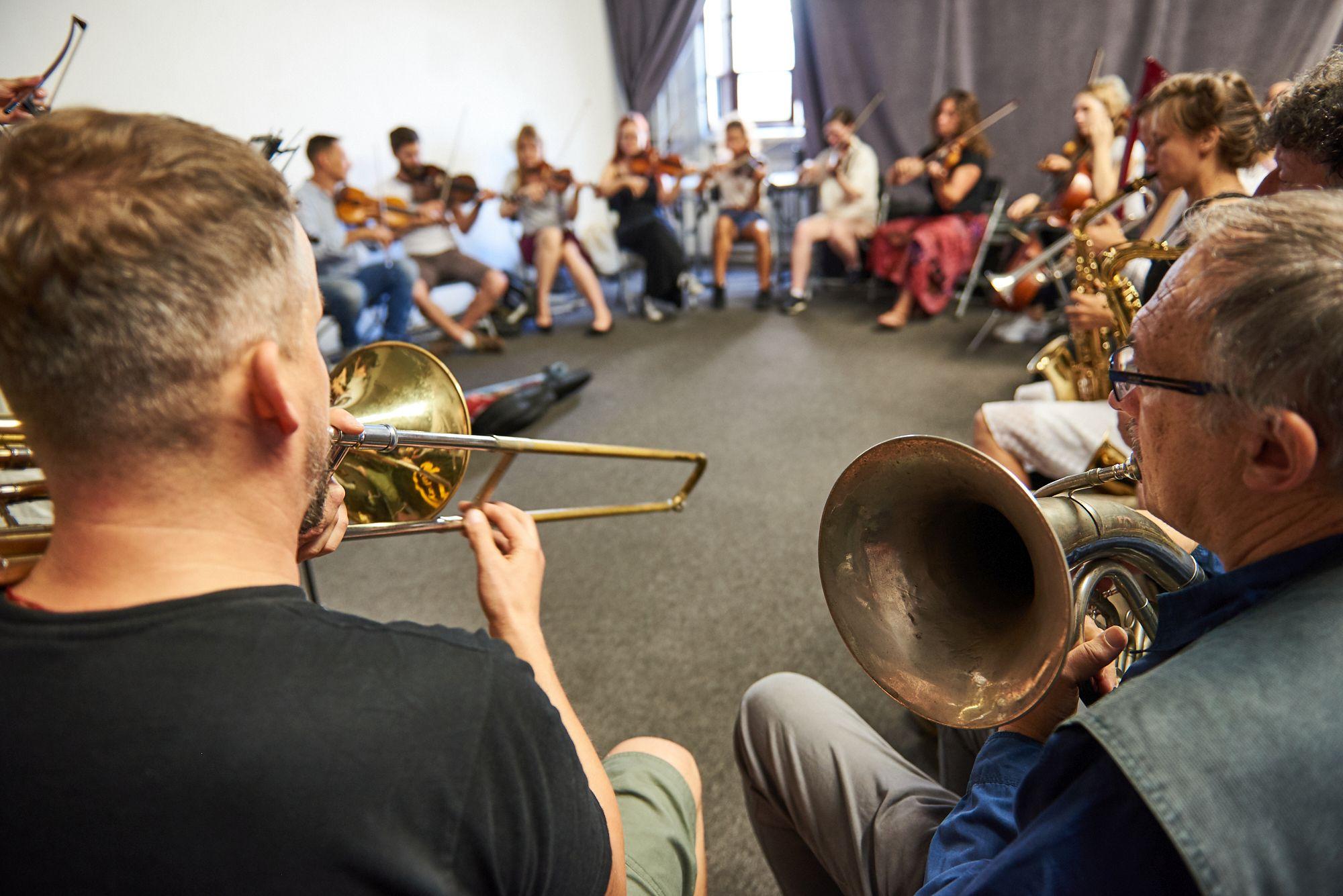 Orkiestra Jarmarku Jagiellońskiego