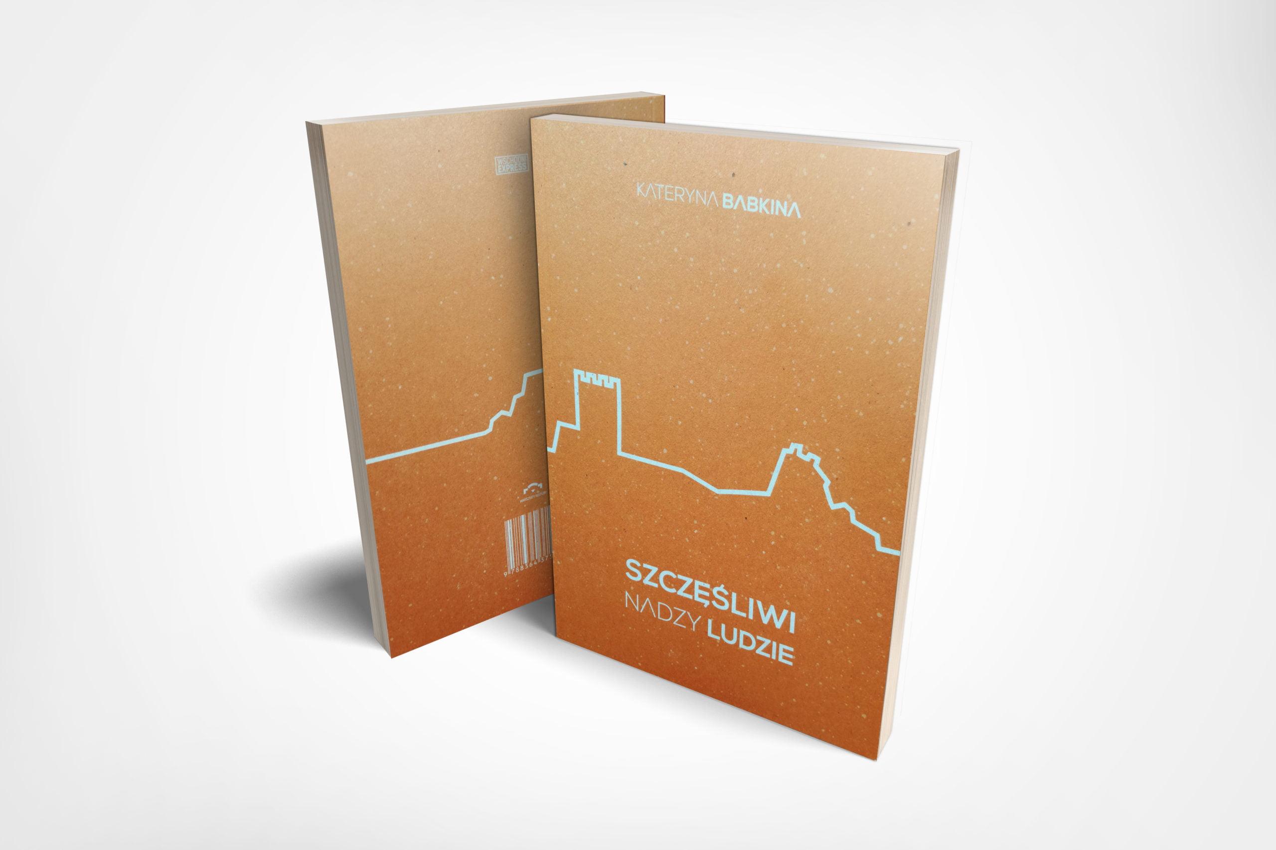 Książka Szczęśliwi Nadzy ludzie Kateryny Babkiny