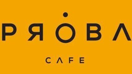 Logotyp Próba Cafe